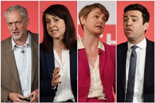 Britanya İşçi Partisi tarihinde dönüm noktası, Jeremy Corbyn'inyükselişi